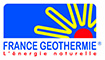 Logo FRANCE GEOTHERMIE